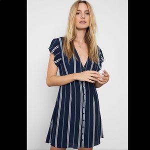 Rails Helena Admiral Stripe Dress